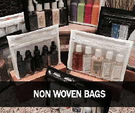 Clear Non Woven Bags Wholesale