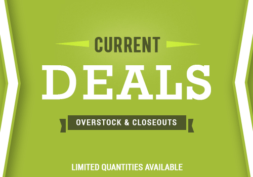 overstock closeouts deals